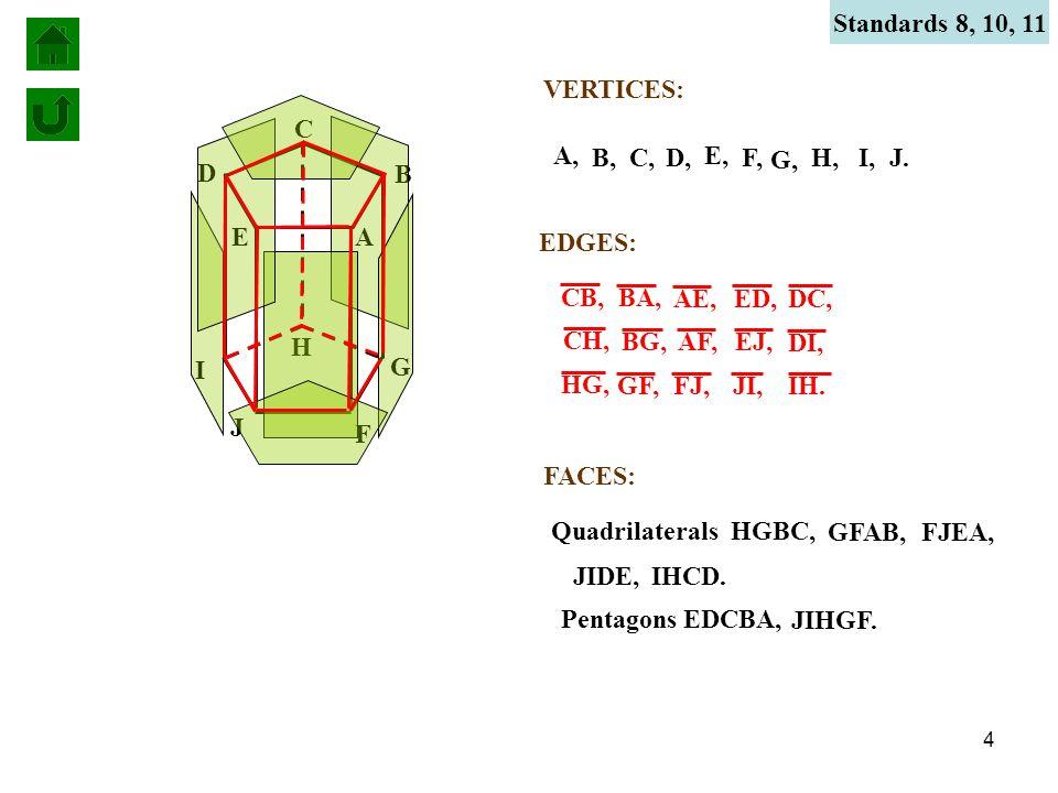 4 VERTICES: A A, B B, C C, D D, E E, F F, G G, H H, I I, J J.