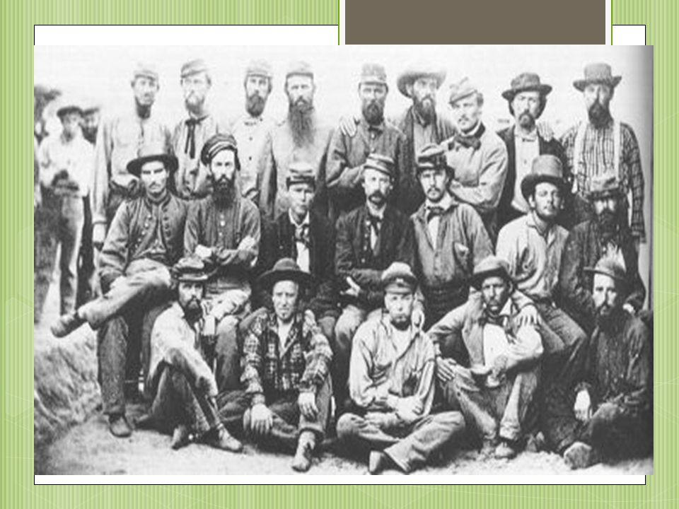 The lives of sharecroppers and tenant farmers