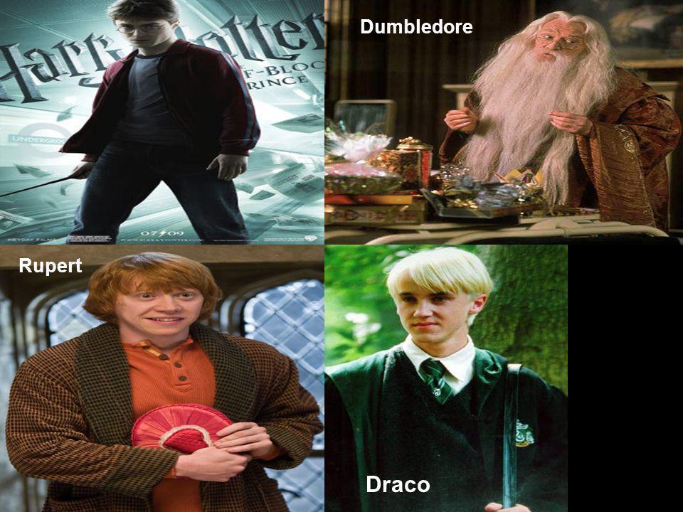 Dumbledore Draco Rupert
