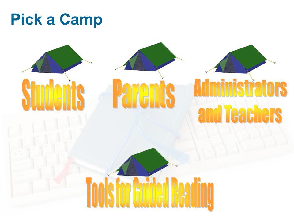 Pick a Camp