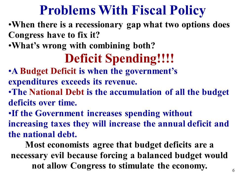 Paul Solomon Video: Deficit and Debt 7 US Debt Clock