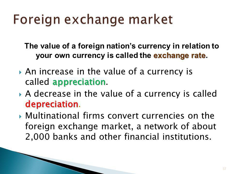  The Current Account and Financial/Capital Account must be equal.  Official Reserves Account: The Central Banks of all nations hold foreign currency