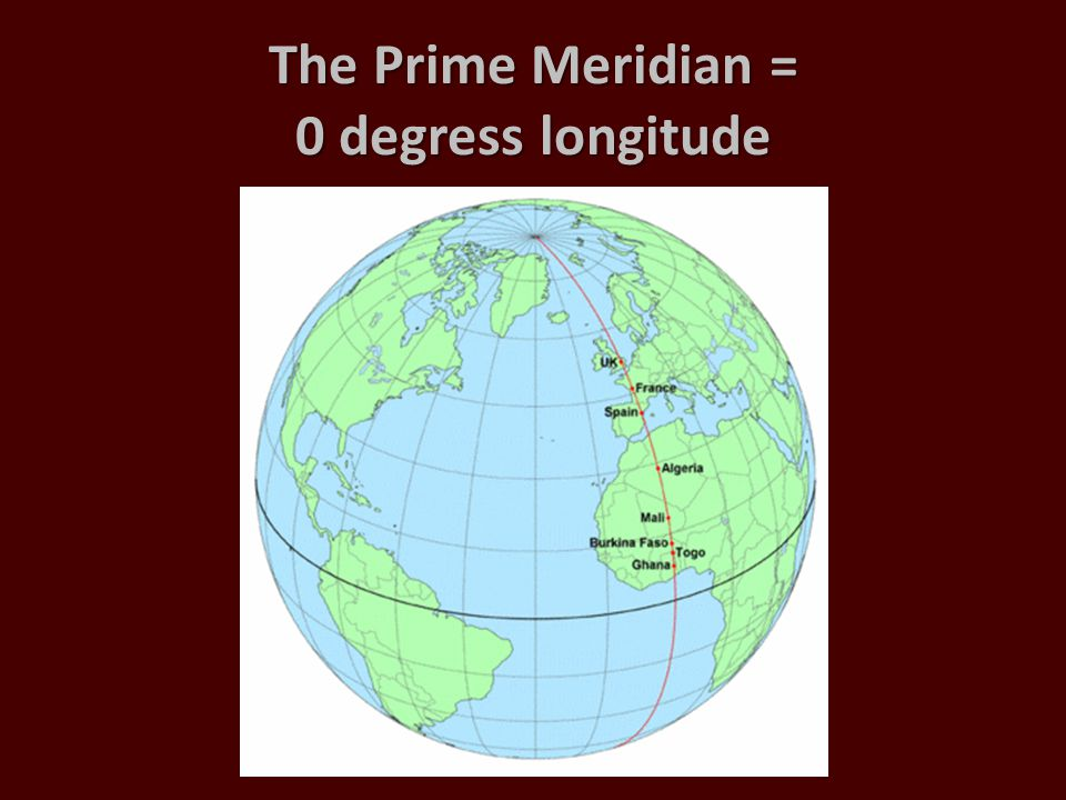 What 2 imaginary lines divide the Earth into hemispheres.