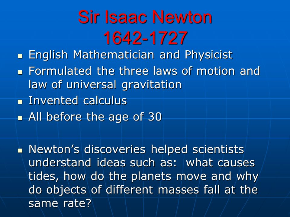 Newton's Third Law For every action, there is an equal and opposite reaction For every action, there is an equal and opposite reaction There must be a PAIR of objects There must be a PAIR of objects The action and reaction act on separate objects The action and reaction act on separate objects