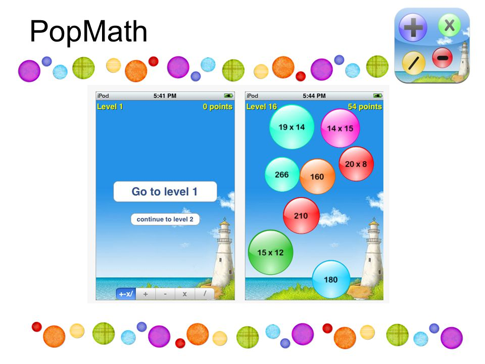 PopMath