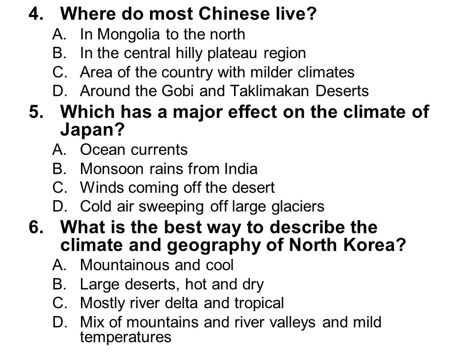 7.Which type of climate makes Vietnam ideal for growing rice.