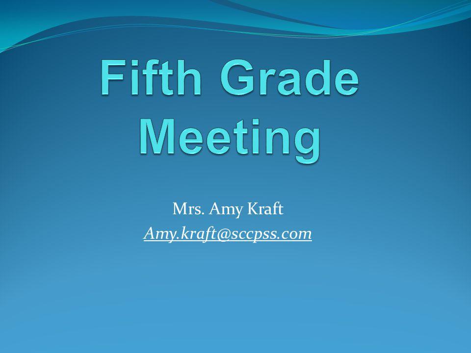 Mrs. Amy Kraft Amy.kraft@sccpss.com