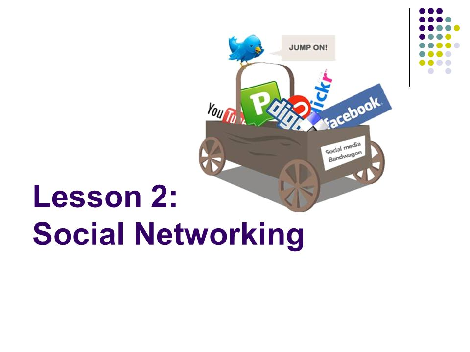 Lesson 2: Social Networking