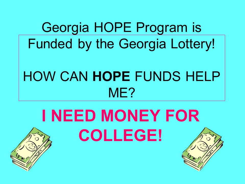 What about Georgia Public Colleges.How much tuition will the HOPE Scholarship cover.