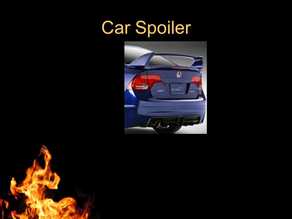 Car Spoiler