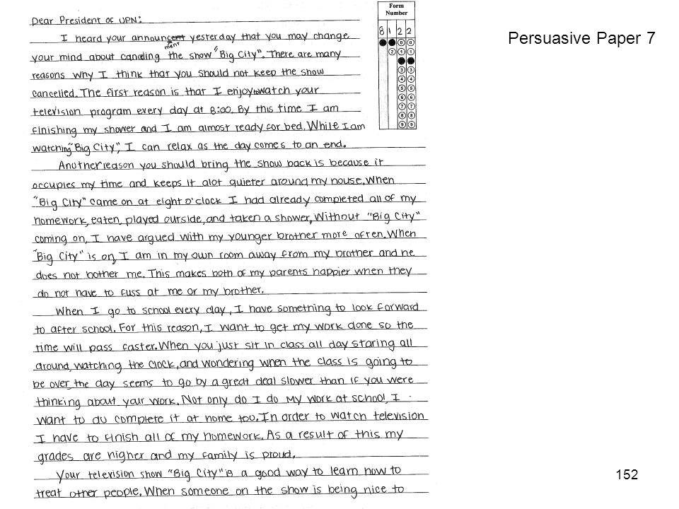 152 Persuasive Paper 7