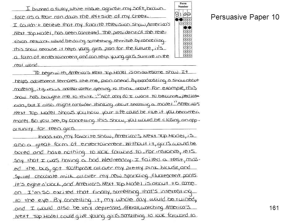 161 Persuasive Paper 10