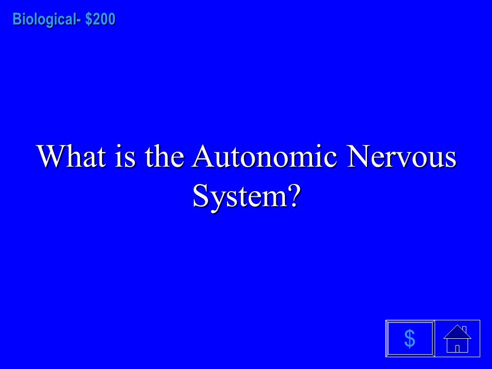 Biological - $100 What is Alzheimer's disease? $