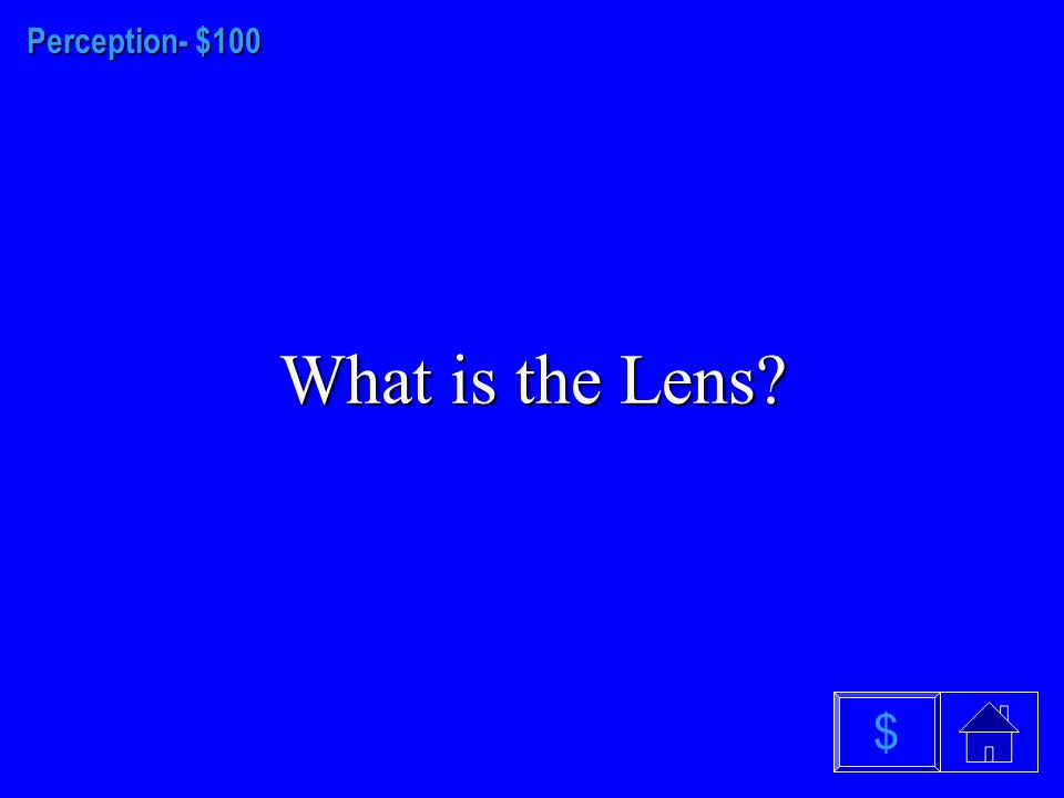 Biological - $500 What is the Hypothalamus? $