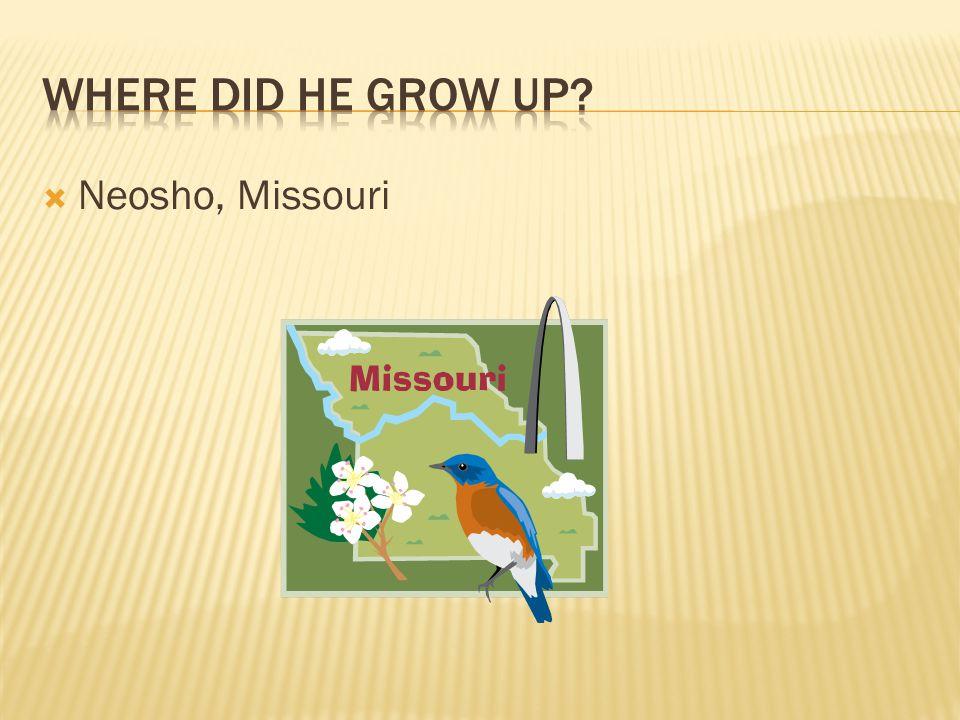  Neosho, Missouri