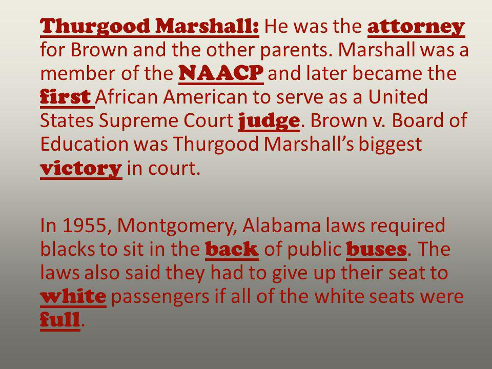 Thurgood Marshall separate but equal water fountains Sit-In photo from N.C.