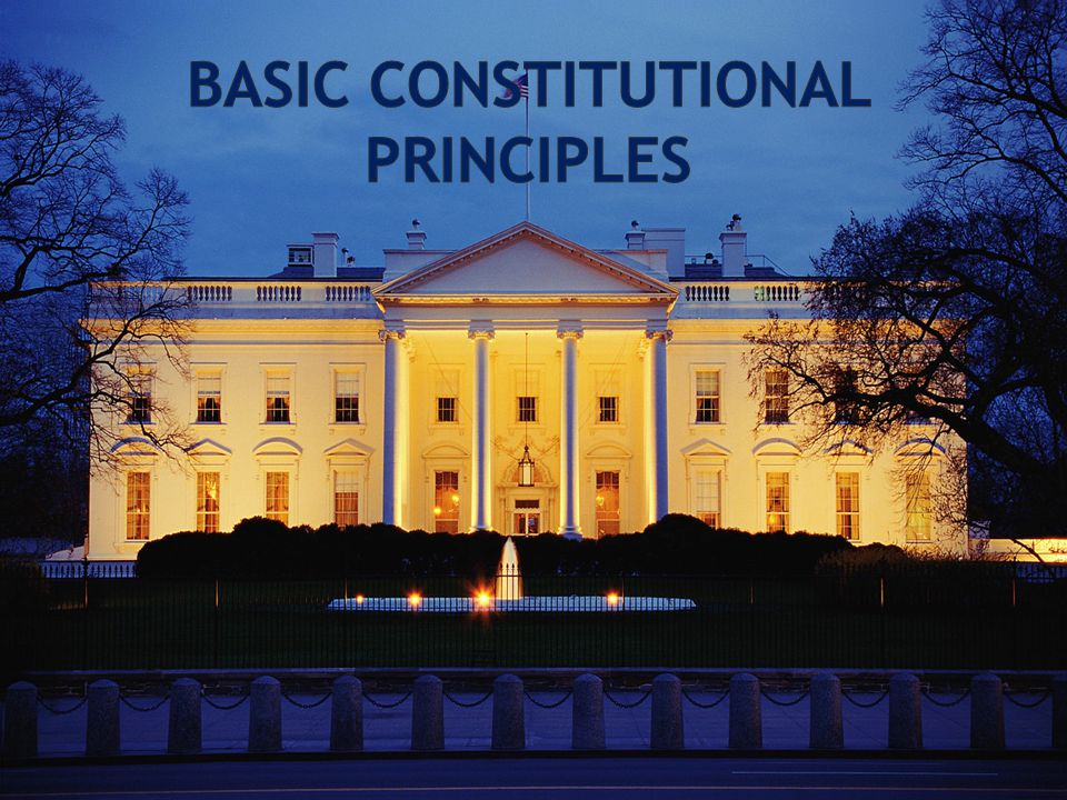  Compromise between a STRONG CENTRAL GOV'T and a STRONG STATE GOV'T  Example – A state like Georgia has power, but the national gov't (Washington DC) has more power  What's an example of a state power that the national gov't can't touch.