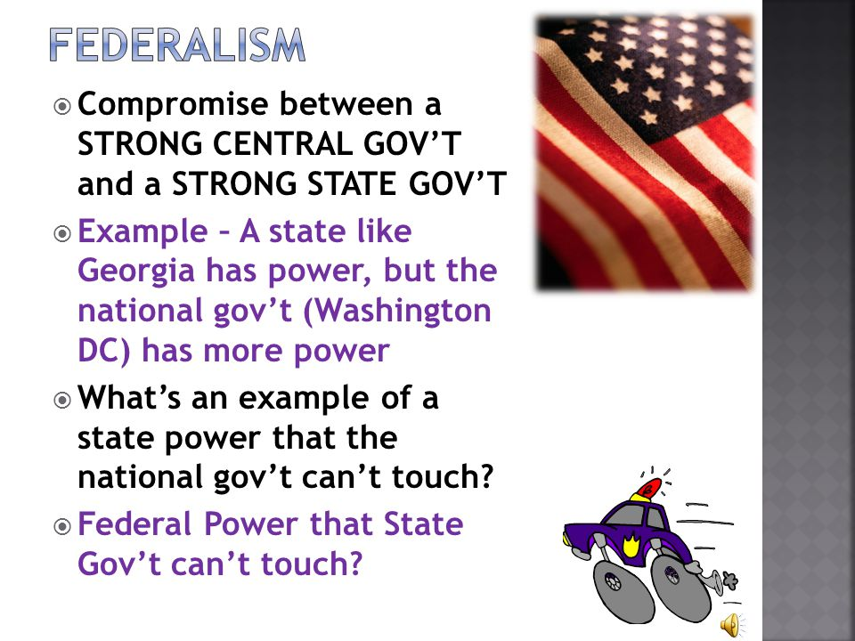 """ Power of Courts to declare a law (from Congress / President) """"UNCONSTITUTIONAL""""  Vocab: """"Unconstitutional"""" means that the law goes AGAINST the Cons"""