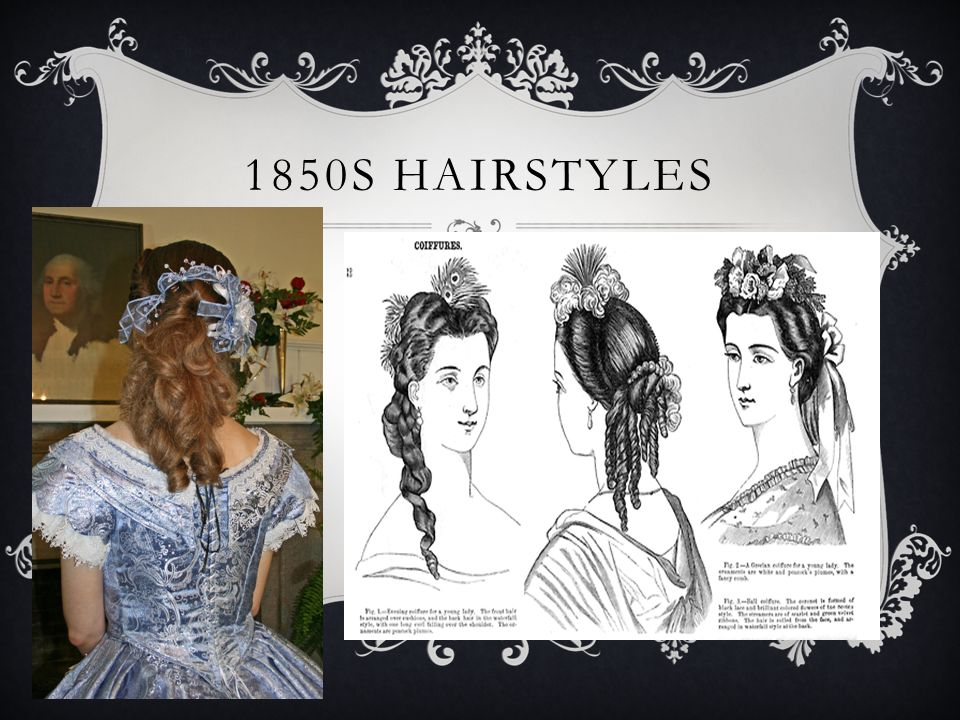 1850S HAIRSTYLES