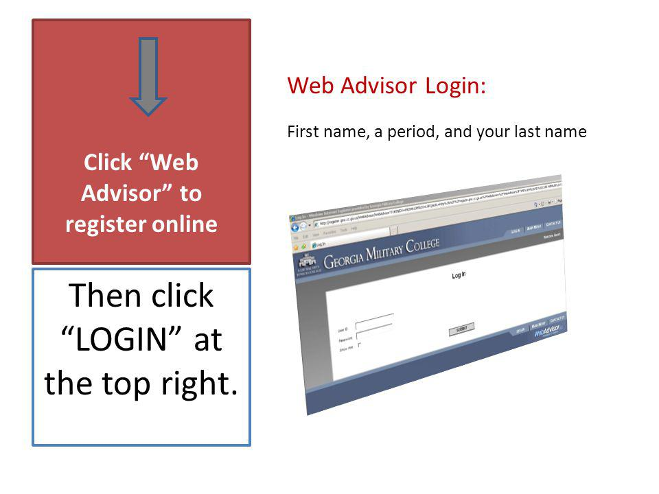 If you've used Web Registration before, remember that you've already changed your password from the last 7 of your SSN.