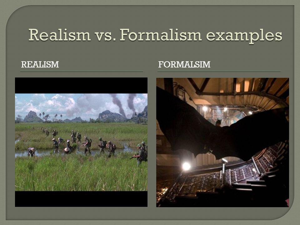 REALISMFORMALSIM