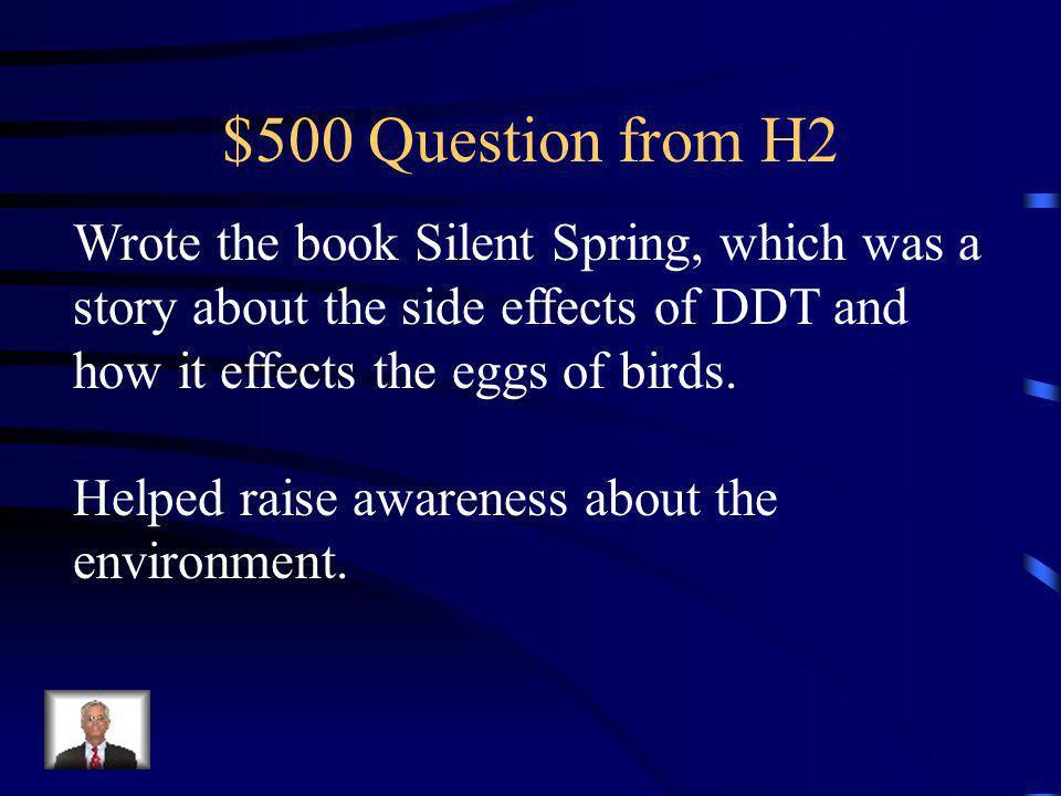 $400 Answer from H2 Regents of University of California v Bakke