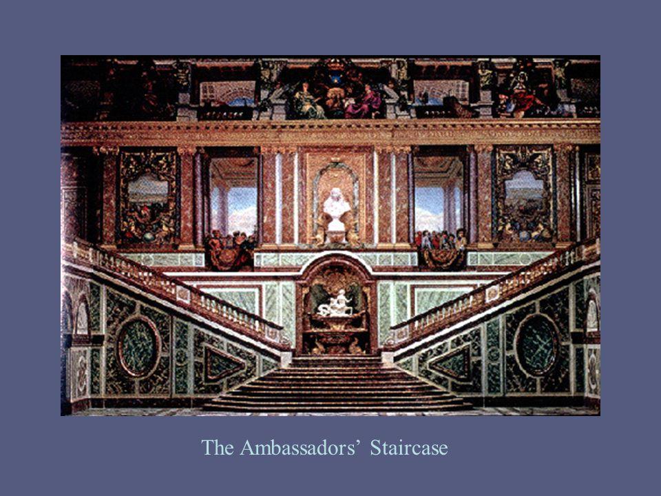 The Ambassadors' Staircase
