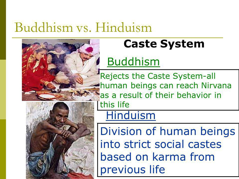 Buddhism vs.