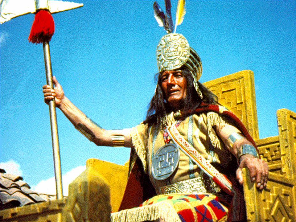 Inca Chieftain