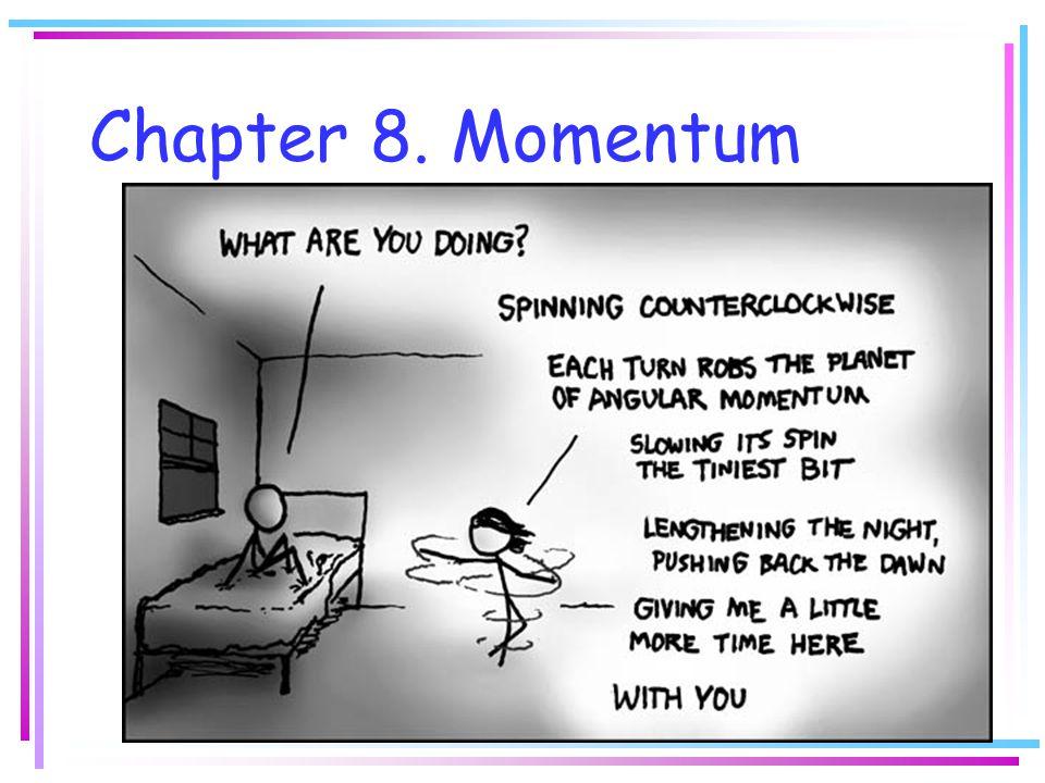Chapter 8. Momentum