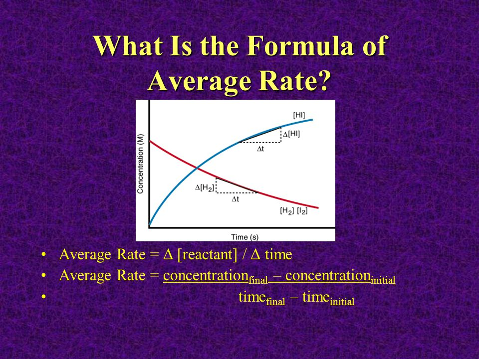 Combine Rate Laws overall order of reactionThe overall order of reaction is: –The sum of the exponents in the rate law.