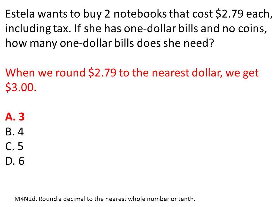 Last month Ms.Paulson deposited three checks in her savings account.
