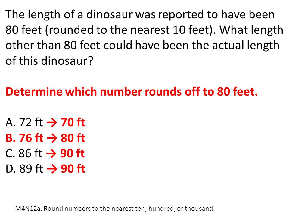 What number goes in the to make the number sentence below true.