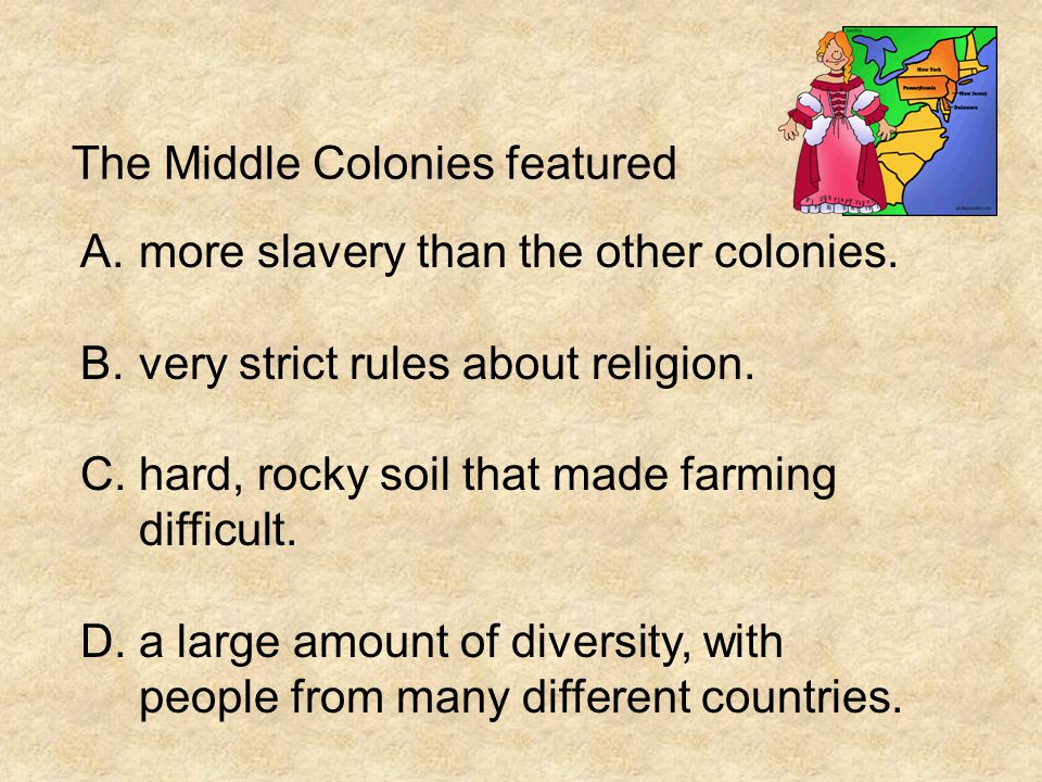 What did John Smith tell the colonists in Jamestown.