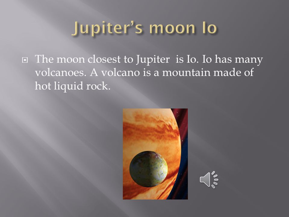 Europa is one of Jupiter's moons. It is covered with ice.