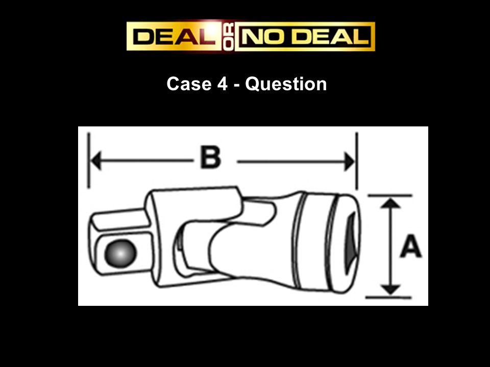 Case 4 - Question