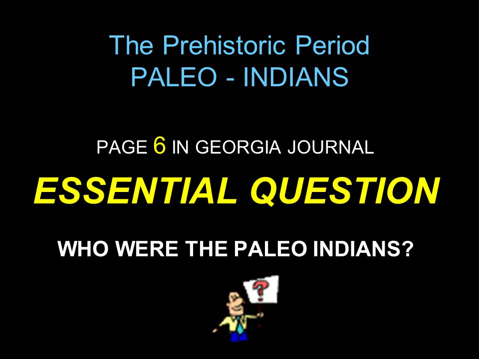 PALEO LOCATIONMOVEMENT TECHNOLOGICAL INNOVATION INDIVIDUALS GROUPS INSTITUTIONS