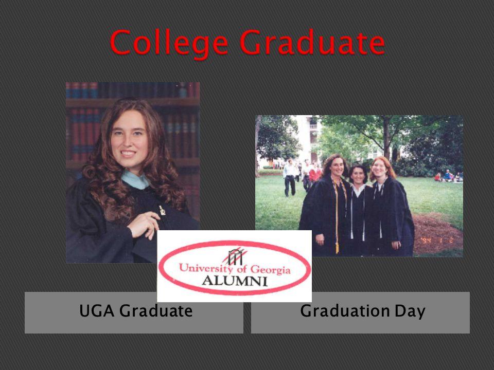 UGA GraduateGraduation Day