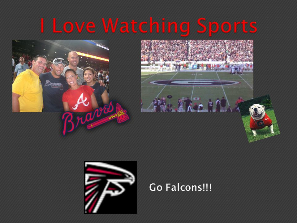 Go Falcons!!!