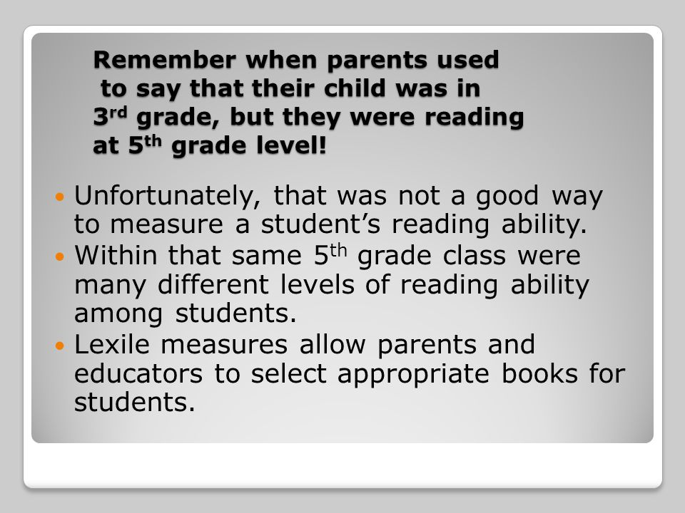 How do I find out my child's Lexile measure.How do I find out my child's Lexile measure.