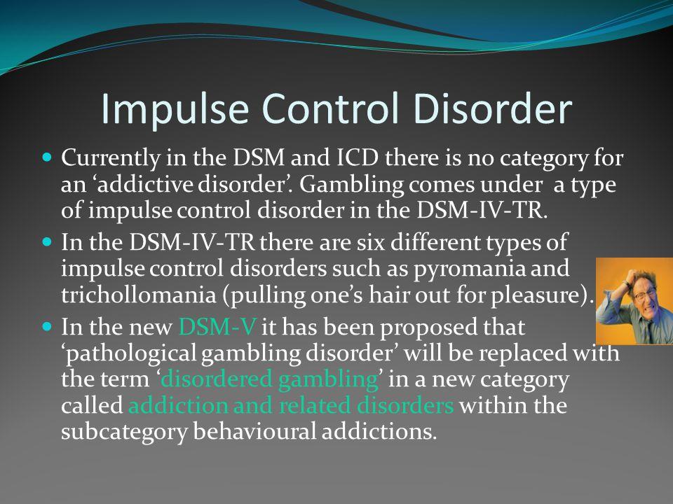 The dopamine reward system http://www.youtube.com/watch?v=DwNPTP40yy8 http://www.youtube.com/watch?v=xHm-my2wNGE Gambling addiction and Genetics: http://www.youtube.com/watch?v=33llCR48Zws