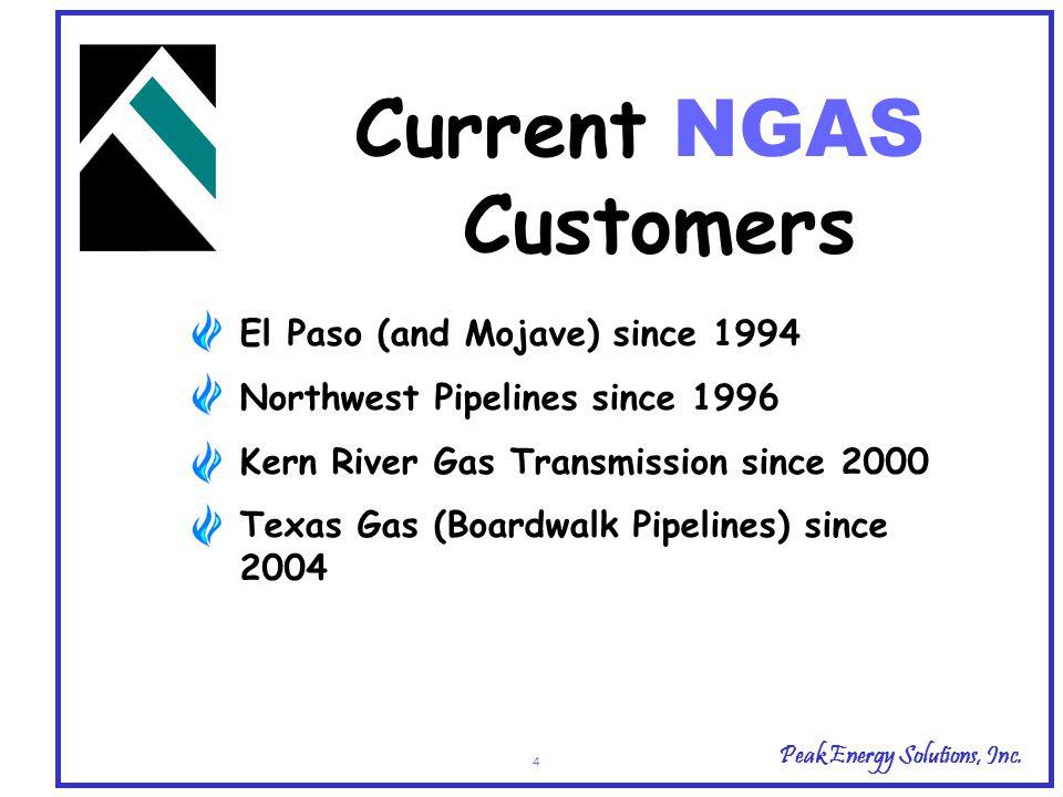 Peak Energy Solutions, Inc.