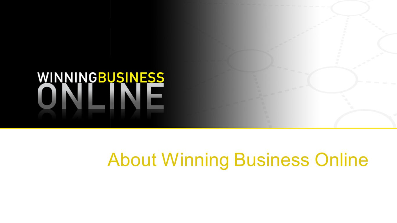 About Winning Business Online