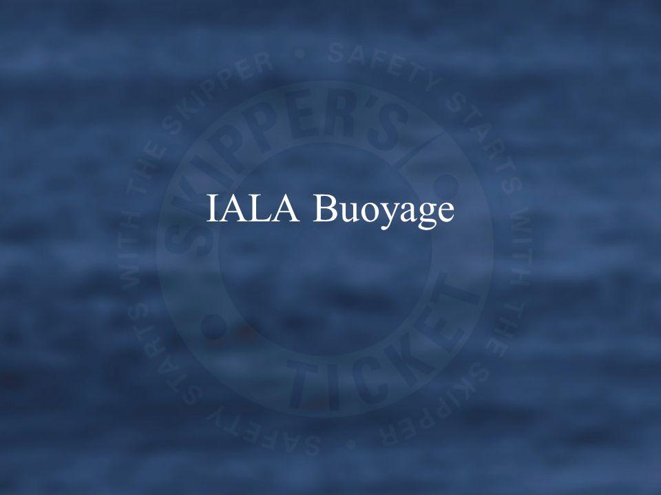 IALA Buoyage