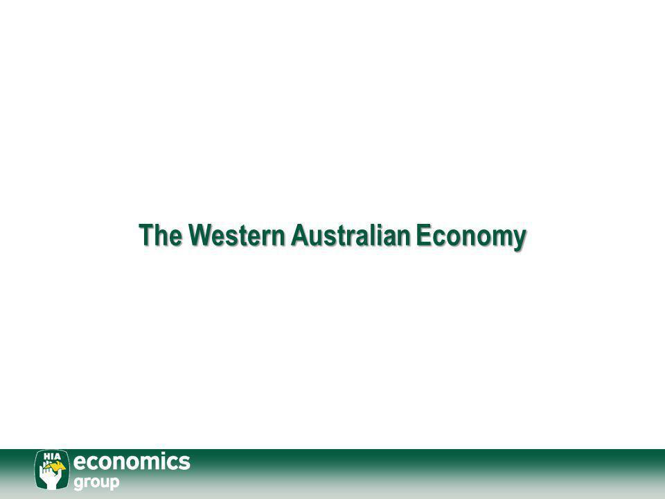 The Western Australian Economy