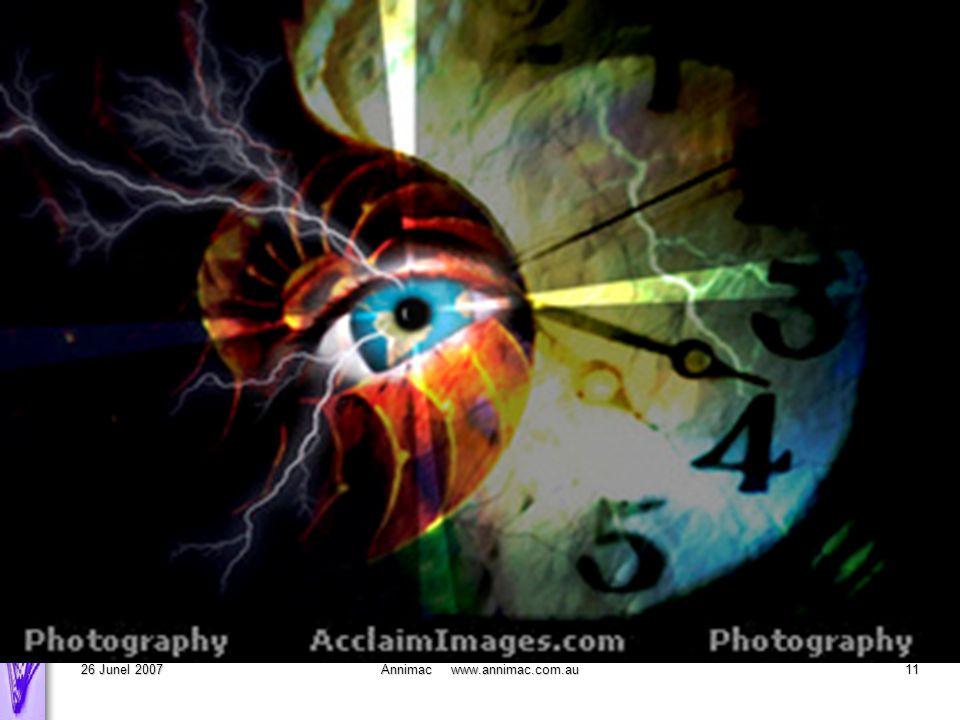 . 26 Junel 2007Annimac www.annimac.com.au11