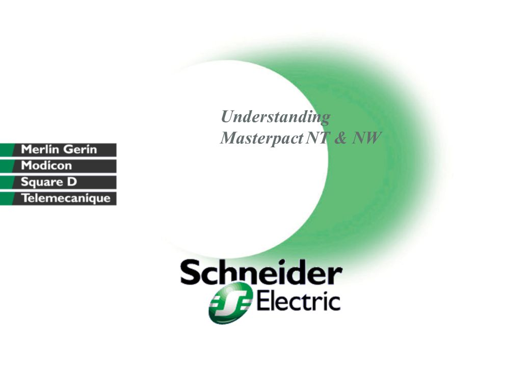 Understanding Masterpact NT & NW - 09/99 - DBTP213EN 2121 Electrical operating mechanism MCH Charges and automatically recharges the stored-energy spring upon breaker closing AC 50 / 60 Hz 100V to 480V CA 7 references DC 24V to 250V 4 references Charging time : 4 s maxi Easy installation : 1 screw Local and remote signalisation of « spring charged » mechanical indicator «charged» Changeover contact 10A 240V NTNW