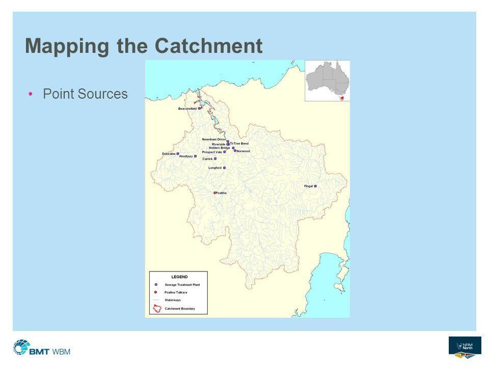 Building the Model Subcatchment Definition