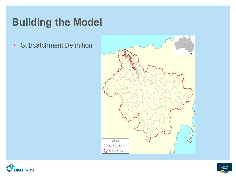 Building the Model Node Link Network