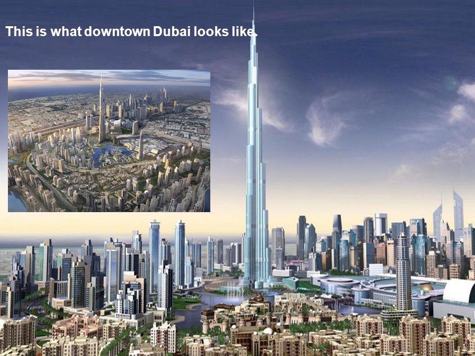 The Burj Al Khalifa Dubai. Opened on 04 January 2010.